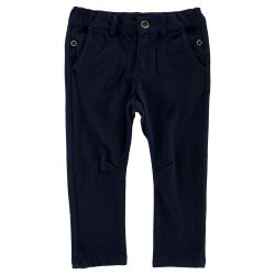Pantalon lung copii Chicco, albastru inchis, 24749