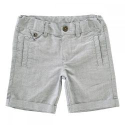 Pantalon scurt baieti, Chicco, gri, 52697