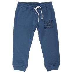 Pantalon trening pentru copii Chicco, albastru deschis, 24672