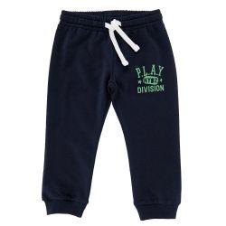 Pantalon trening pentru copii Chicco, albastru inchis, 24672