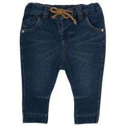 Pantaloni tur lasat pentru copii, Chicco, albastru, 92