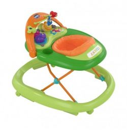 Premergator Chicco Walky Talky, Gren Wave, 6luni+
