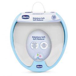 Reductor Chicco pentru WC, soft, Bleu, 18luni+
