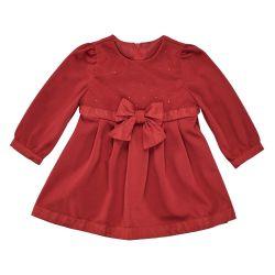 Rochie Chicco pentru Craciun, rosu, 03130