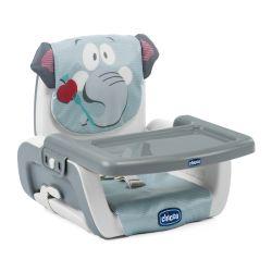 Scaun de masa Chicco Booster, Baby Elephant, 6luni+