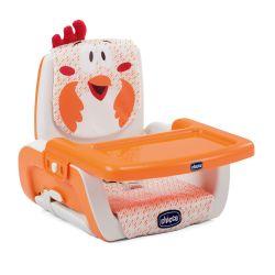 Scaun de masa Chicco Booster, Fancy Chicken, 6luni+