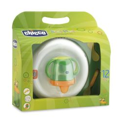 Set Chicco Easy Meal, 12luni+
