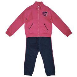 Trening copii Chicco, deschidere fata, roz cu albastru, 78707