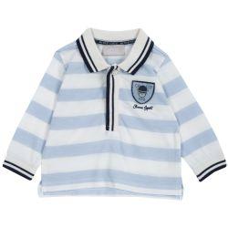 Tricou copii Chicco, bleu deschis, 74