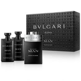 SET CADOU MAN BLACK COLOGNE