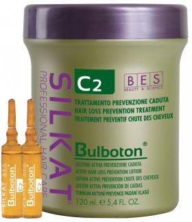 Lotiune activa  SILKAT BULBOTON 12 fiole x 10 ml