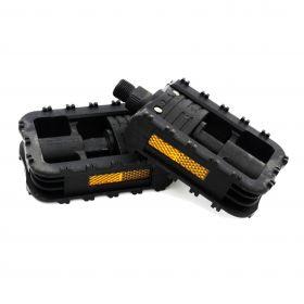 Pedale pliabile plastic negre RT-000799