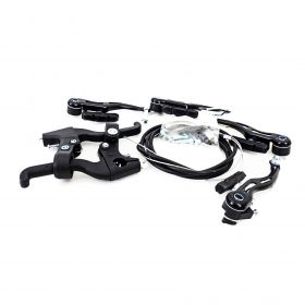 Set frane V-Brake plastic  RT-18000000758