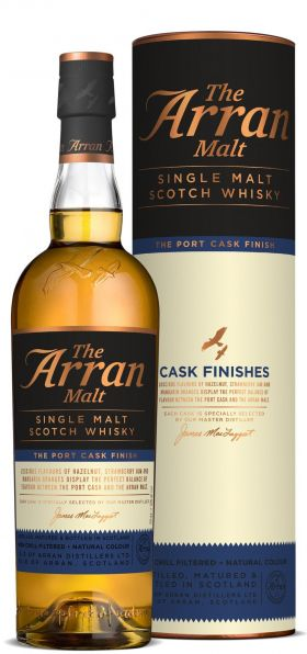 ARRAN PORT FINISH – 70cl