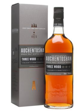 AUCHENTOSHAN THREE WOOD – 70cl
