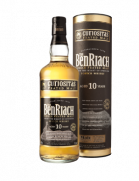 BENRIACH 10 YO CURIOSITAS – 70cl