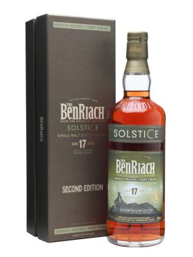 BENRIACH 17 YO PTD PORT SOLSTICE – 70cl