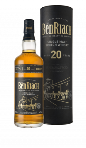 BENRIACH 20Y – 70cl