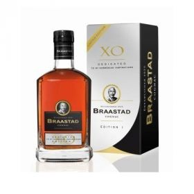 BRAASTAD XO DEDICATED   70cl