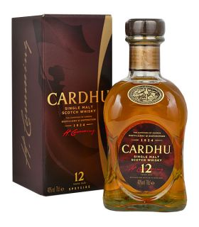 CARDHU 12 YO - 70cl