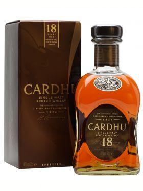 CARDHU 18Y – 70cl