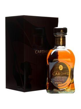 CARDHU 21Y – 70cl