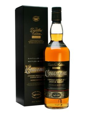 CRAGGANMORE DISTILLERS EDITION – 70cl