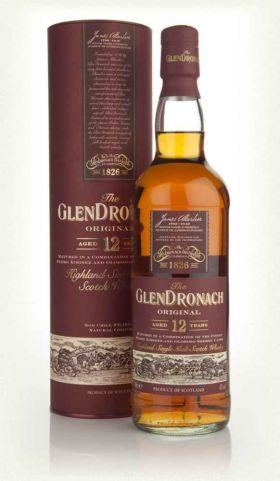 GLENDRONACH 12 YO – 70cl