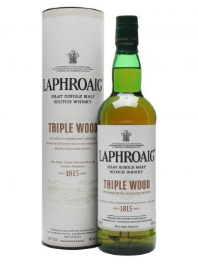 LAPHROAIG TRIPLE WOOD – 70cl