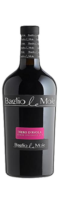 NERO D'AVOLA 2016 BAGLIO LE MOLE