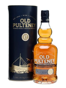 OLD PULTENEY 17Y – 70cl