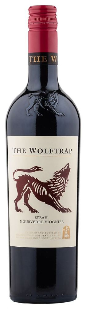 THE WOLFTRAP RED STELLENBOSCH 2016
