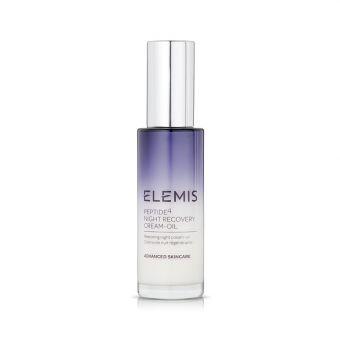 Elemis Peptide4 Night Recovery Cream-Oil 30ml