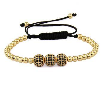 Brooks Sphere Zircon Bracelet