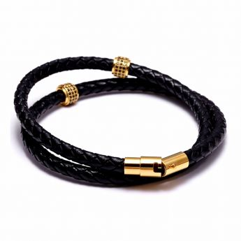Brooks Double Strap Woman Bracelet
