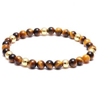 Brooks Natural Stone Bracelet