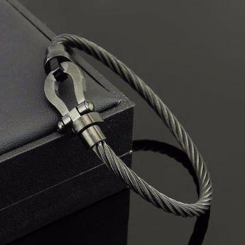 Brooks Anchor Black Bracelet