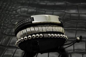 Exquisite Set 3 Men Bracelets