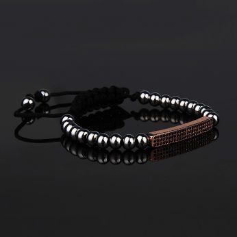 Brooks Rose Gold 14K CZ  Bracelet