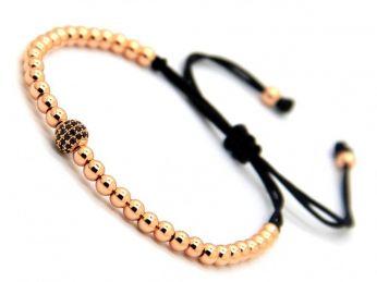 Arjandas Women Bracelet Rose Gold 14K