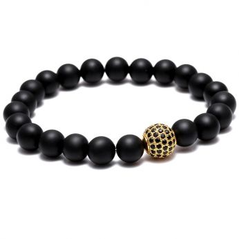 Brooks Natural Stone CZ Bracelet