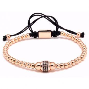 Brooks Zircon Rose Gold Bracelet