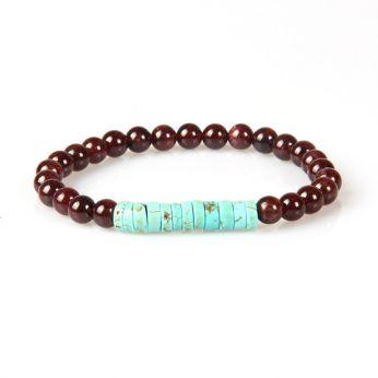 Onyx Stone Tuqoise Bracelet