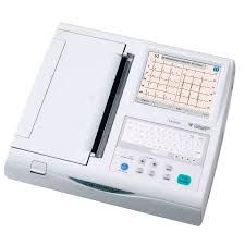 ELECTROCARDIOGRAF CU 12 DERIVATII SI IMPRIMARE  PE 12 DERIVATII FUKUDA DENSHI FX-8322 / 8322R