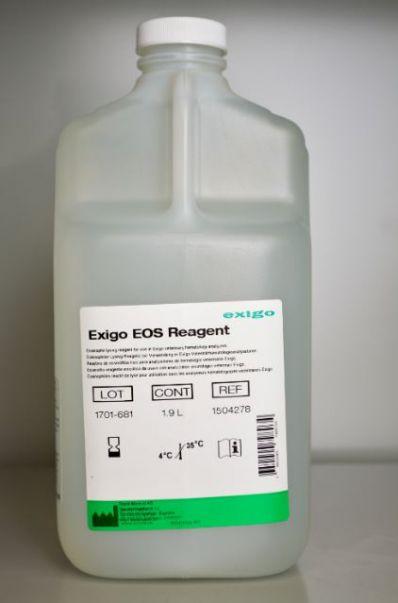 EXIGO EOS REAGENT 1.9L