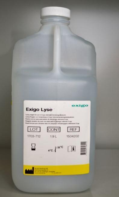 EXIGO LYSE 1.9L
