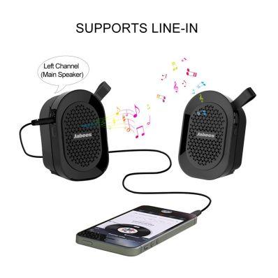 Boxe wireless portabile cu tehnologie True Wireless Stereo