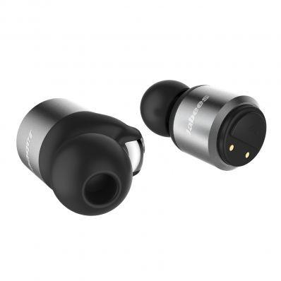Casti wireless sport Btwins in-ear cu True Wireless Stereo sweatproof