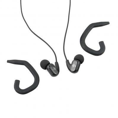 Casti bluetooth sport echilibrate confortabile multipoint black