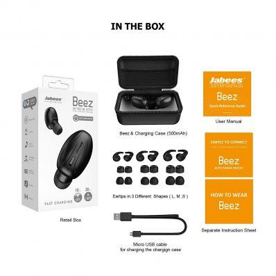 Casti Bluetooth V5.0 cu tehnologie True Wireless